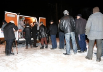 В Петербурге проходит благотворительная эстафета
