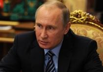 Путин выругался, комментируя отказ Литвы принять судей КС