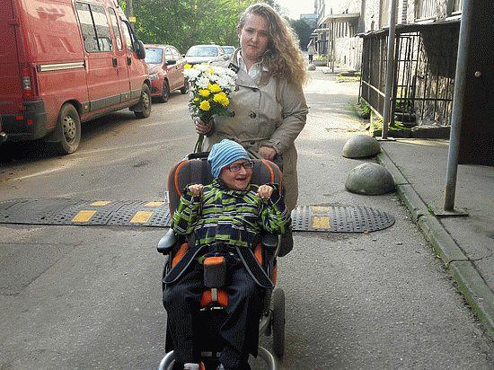 Как петербурженка, мать ребенка-инвалида, дошла до Путина