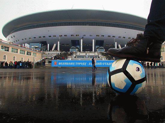 Простые петербуржцы наконец-то смогли оценить стадион на Крестовском