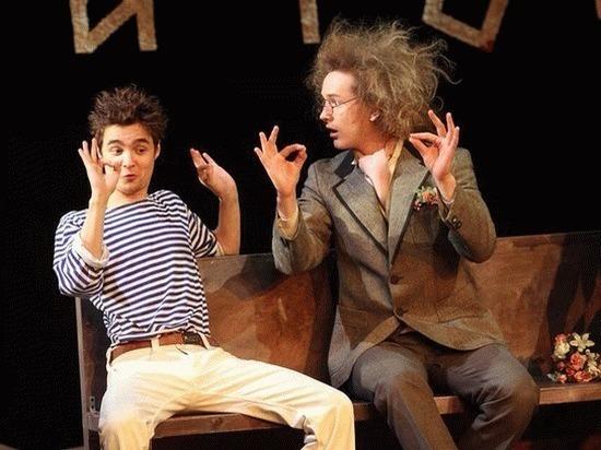 Глухой актер сыграет главную роль в петербургском мюзикле