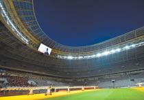 Жизнь после реконструкции: стадион «Лужники» готовится встречать первых болельщиков