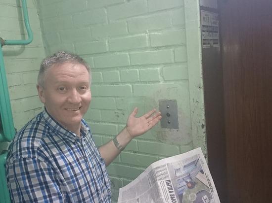 Жителям петербургской многоэтажки пообещали заменить лифт после публикации «МК» в Питере»