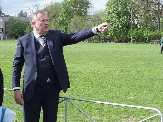 Стадион для «Тосно» построят, только если команда закрепится в Премьер-лиге