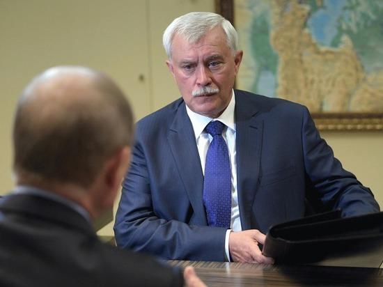 Политологи рассуждают, может ли осенью Георгий Полтавченко лишиться своей должности