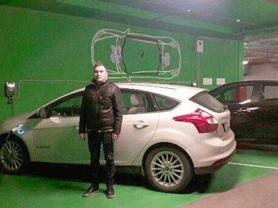 Как владельцы электромобилей выживают в Петербурге