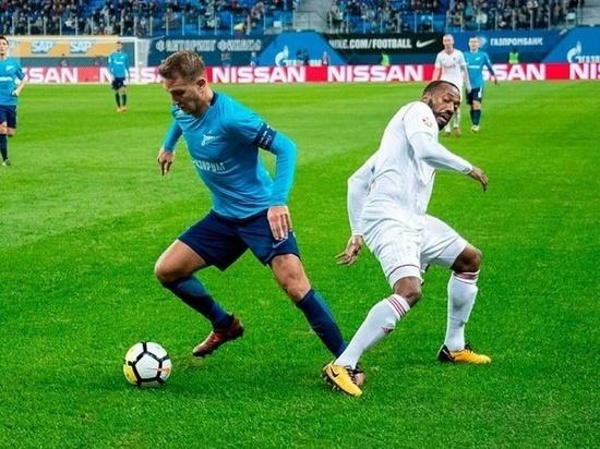 Крупное домашнее поражение «Зенита» от столичного «Локомотива» вскрыло разлад среди подопечных Манчини