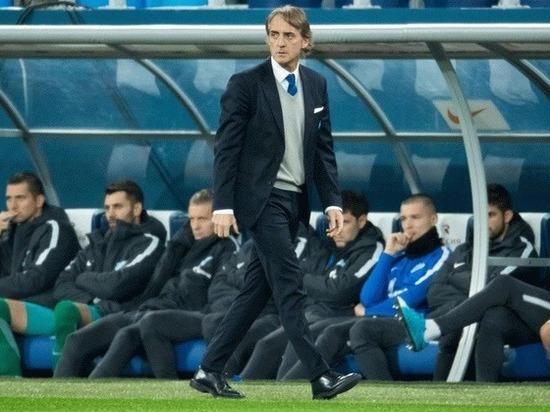 «У Манчини нет репутации по созданию новых команд из молодежи»